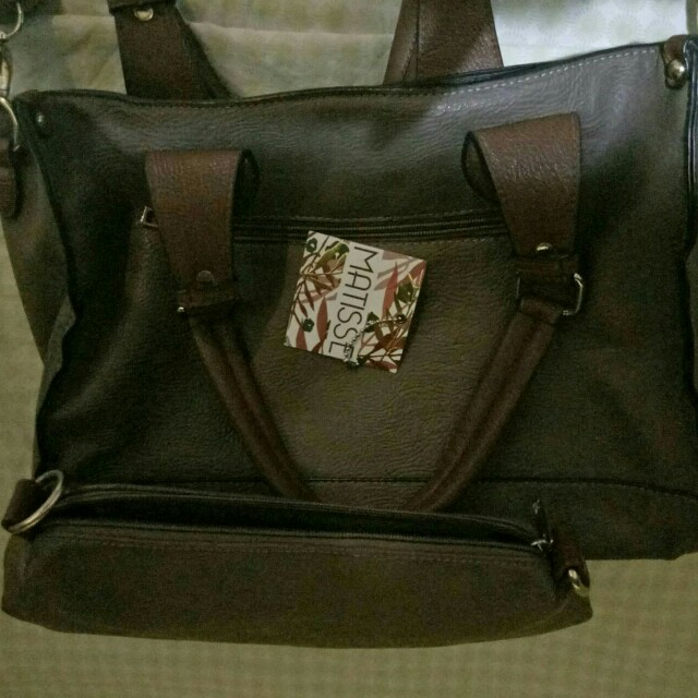 Matisse bag..with small sling...original po