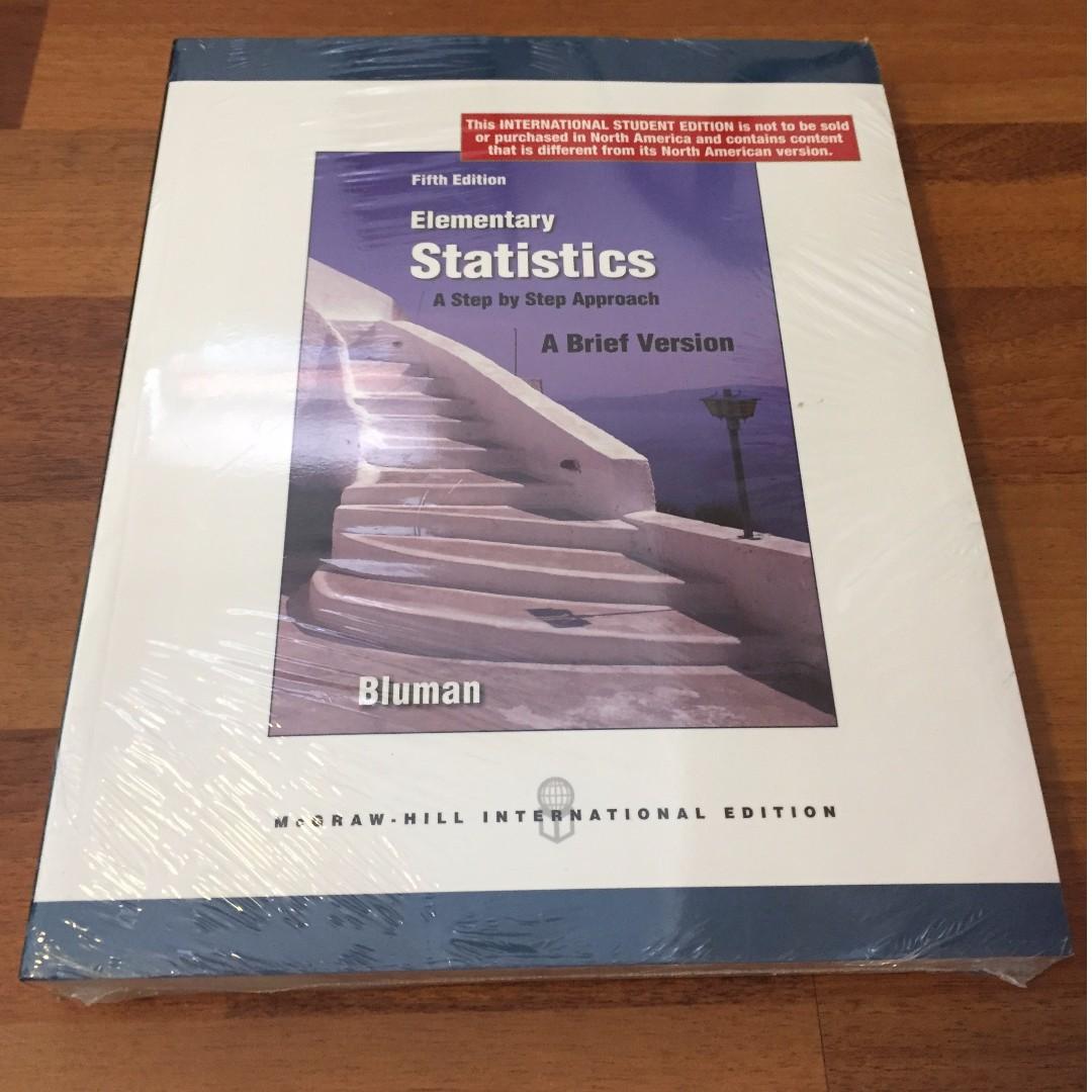 McGraw-Hill: Elementary Statistics by Bluman (5th Edition
