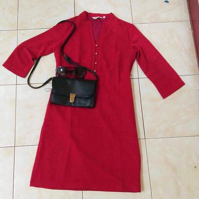 MINT DRESS (size : S)