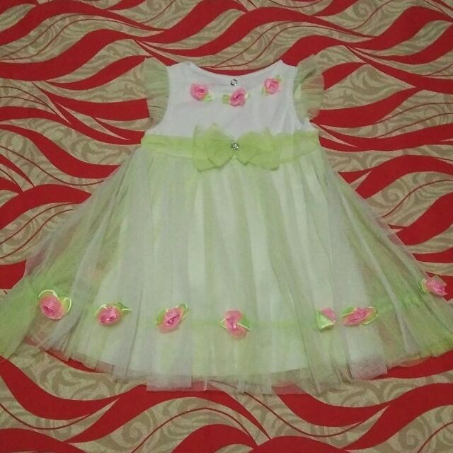 Repriced! Nanette Baby Dress