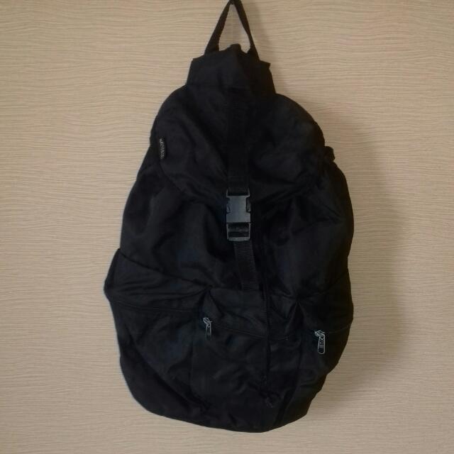 NAVY&BLUE. Daypack / Tas Punggung