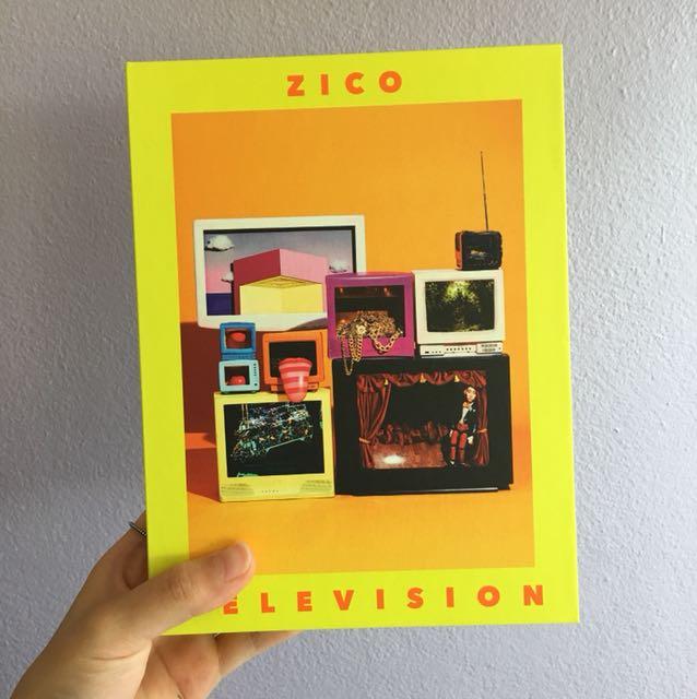 NEW ZICO TELEVISION