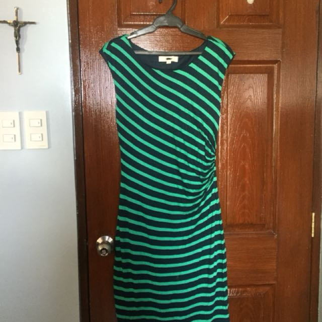 No Brand - Striped Dress