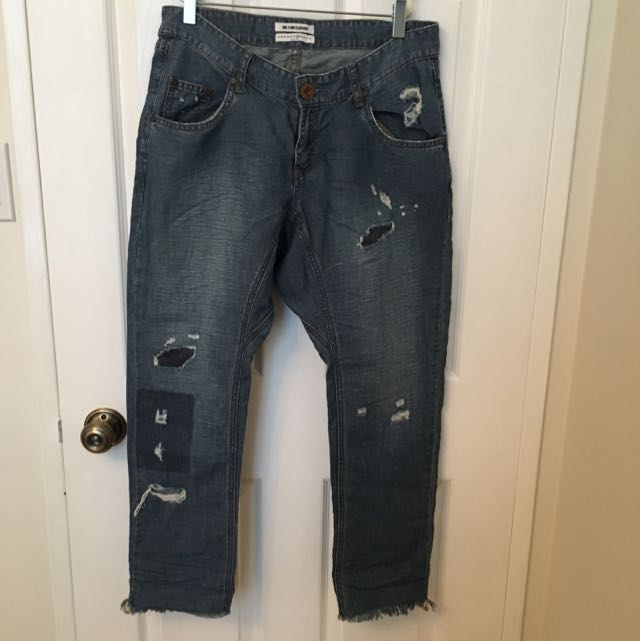 One X Oneteaspoon Low Waist Jeans 28