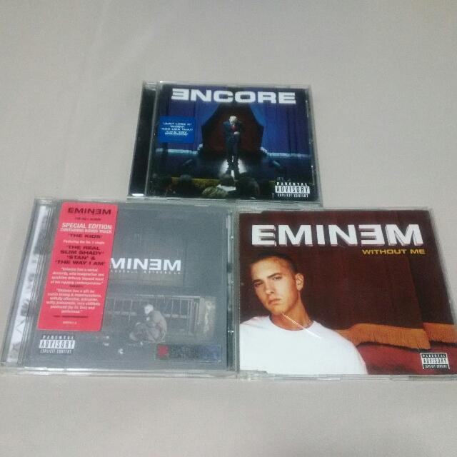 Original Audio CDs For Sale