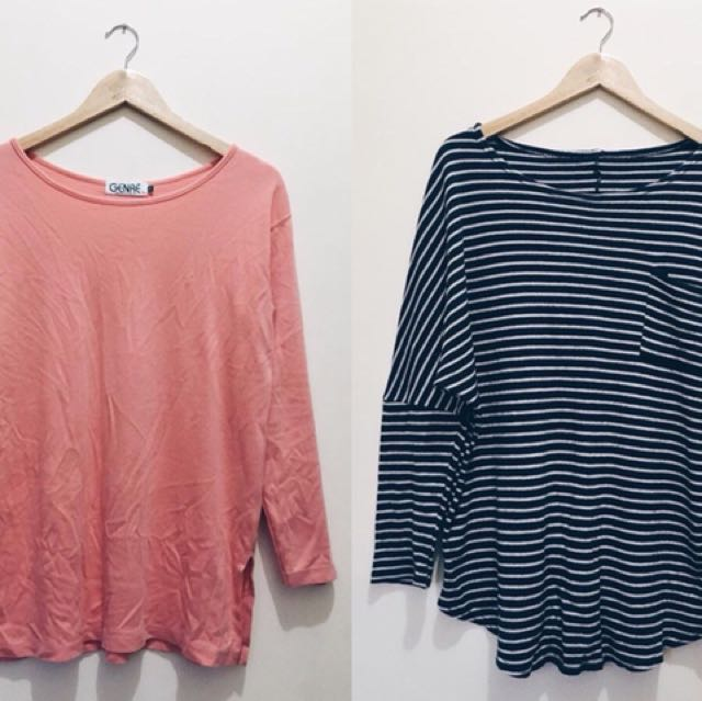 Oversized Pullovers