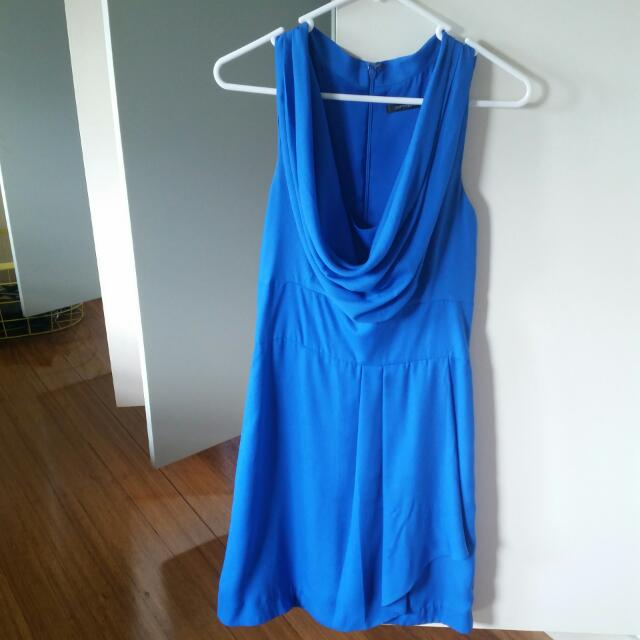 Portmans Blue Formal Dress