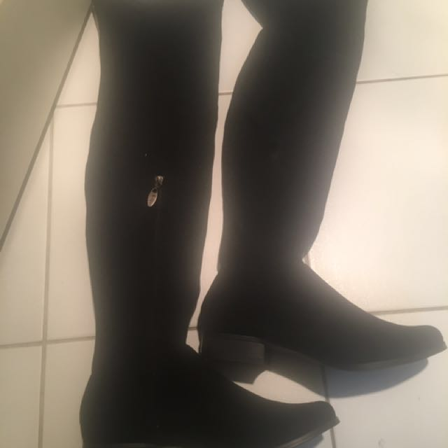Pulp Thigh High (over The Knee Boots)
