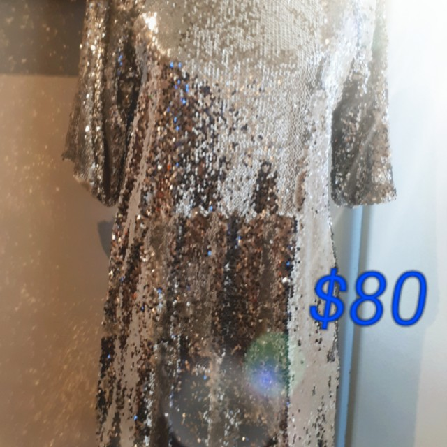 Quality Sequins Dress