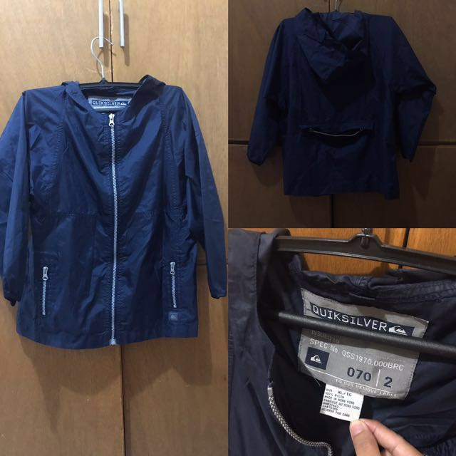 Quick Silver Jacket repriced