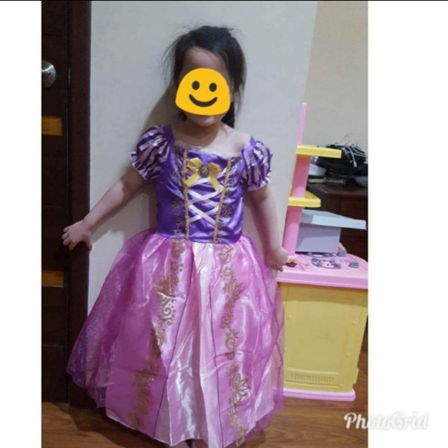 Rapunzel Costume (last pc)