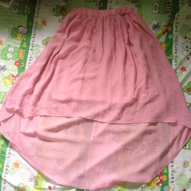Rok model layer (dusty pink)