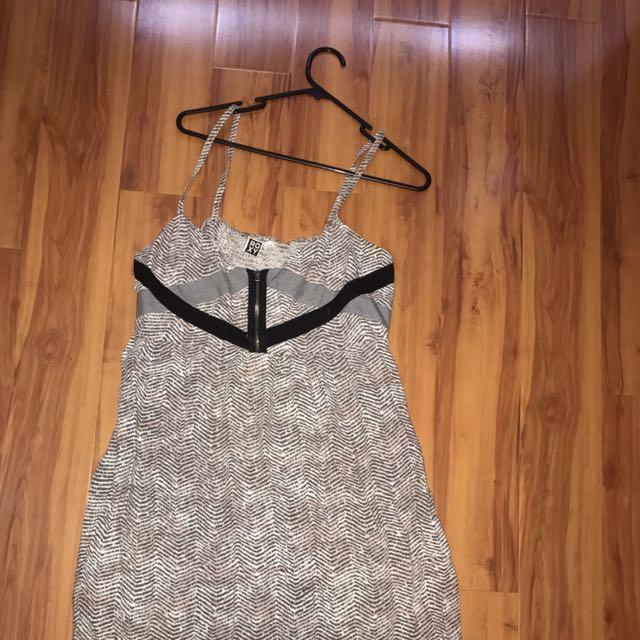 Roxy Print Dress