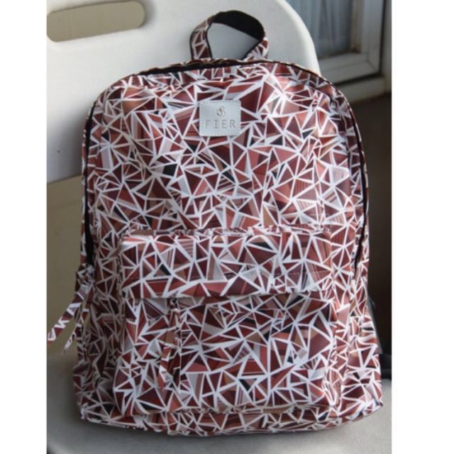 SALE ❗️Abstract Large Backpack