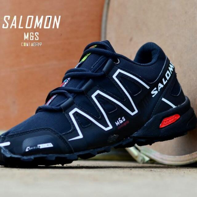 Sepatu Sport Salomon Pria Moof