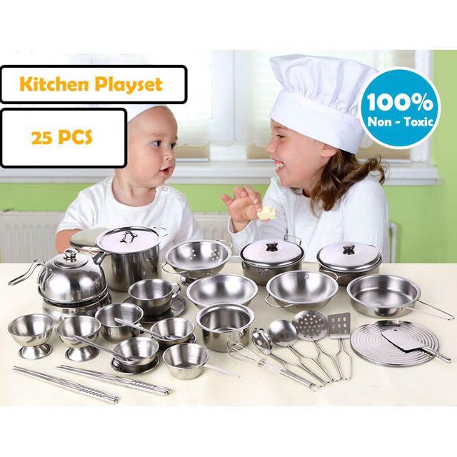 set kitchen playset