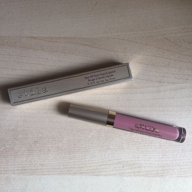 Stila- MECCA20 Stay All Day Liquid Lipstick (LIMITED EDITION)