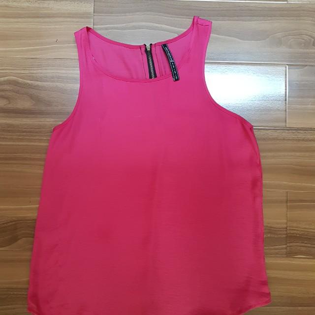 Stradivarius Pink Top