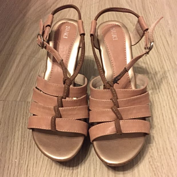 Suki Wedge Sandals