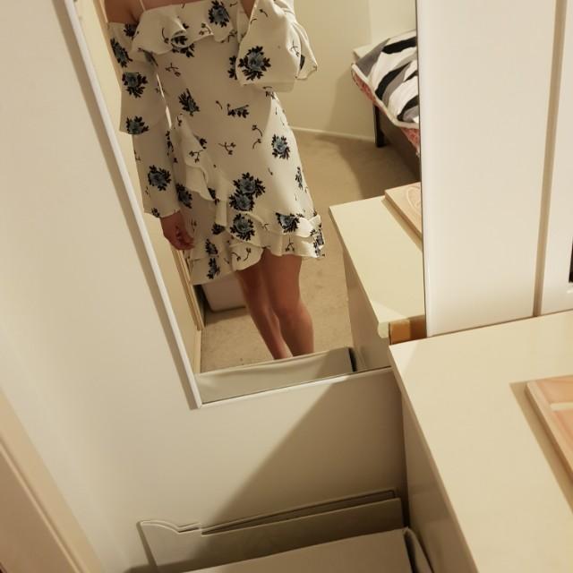 Super cute dress from Boohoo