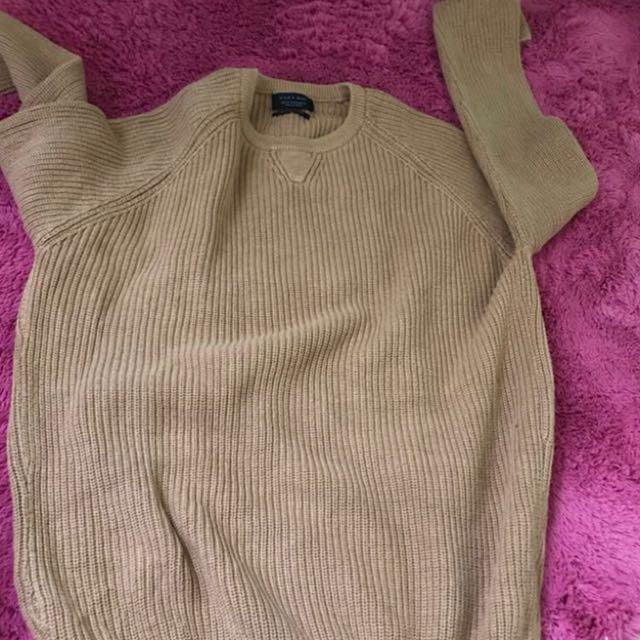 e28a373155 Sweater Zara man tp bs buat woman juga size 40