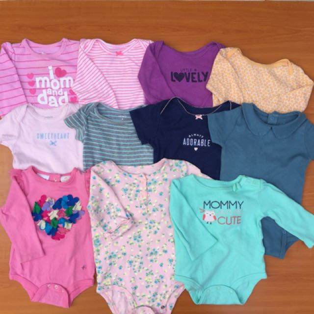 2ae7fe7df Take All 6M-24M Baby Girl Onesies