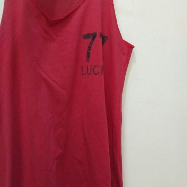 Tanktop Lucky 77