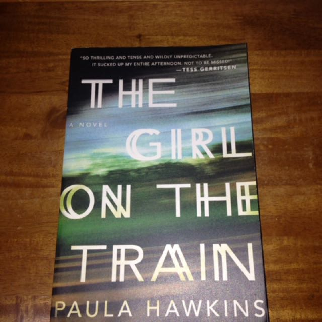 The Girl In The Train (Large TP)