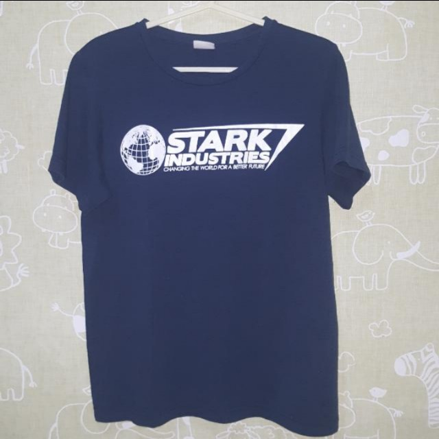 The Perfect White Shirt - Stark Industries