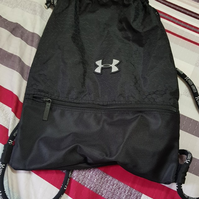 7793a123f2 Used Under Armour Draw String Bag
