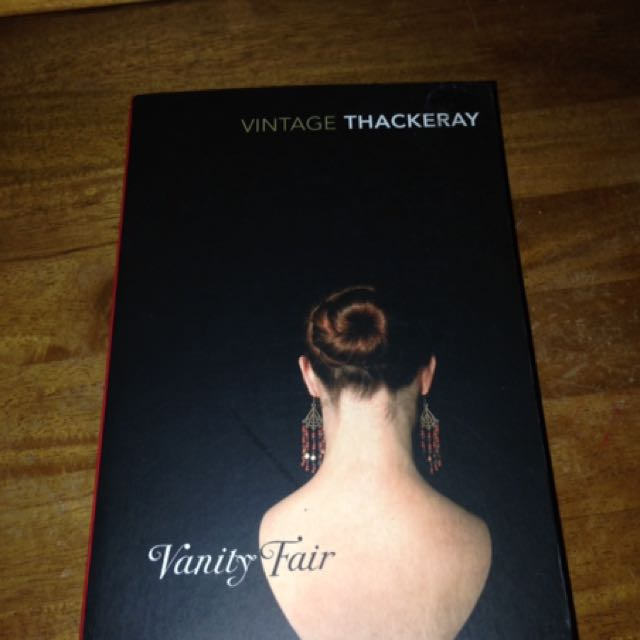 Vanity Fair by Thackeray