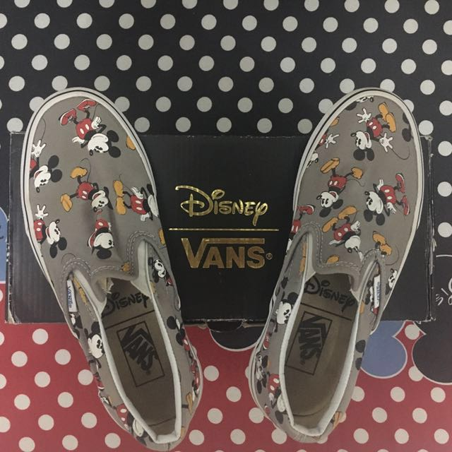 Vans X Disney Classic Slip-On