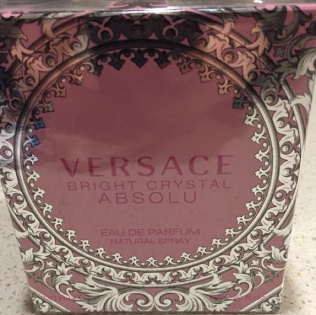 Versace bright crystal absolute 90 ml