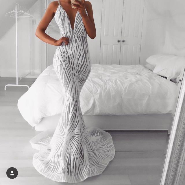 Vivid Ciara Gown