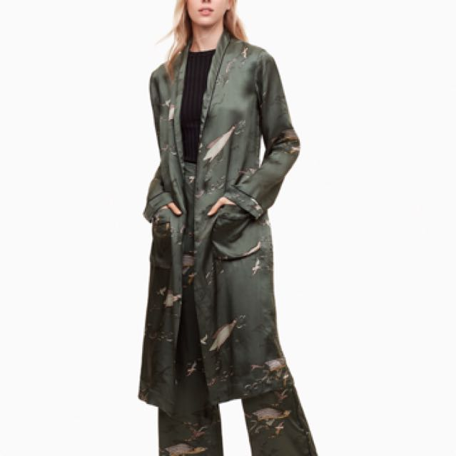 Wanted: Aritzia Wilfred pilier jacket