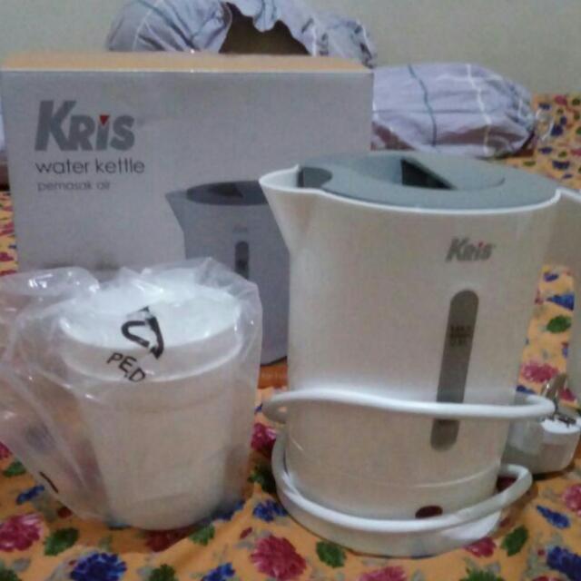 Watter Kettle Kris Travel