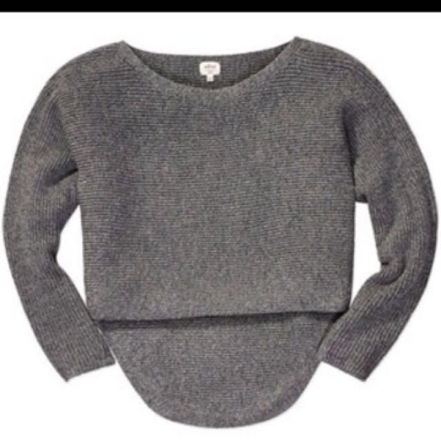 Wilfred Bourassa sweater