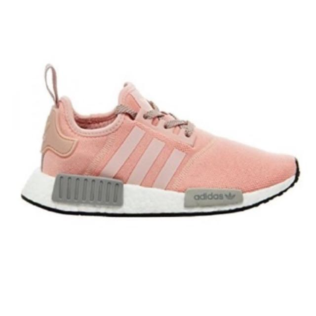 competitive price 6f750 fe396 Womens Adidas NMD (Womens 8.5, Pink Gray)