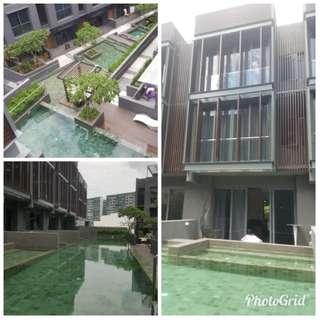 Master Room @5min Serangoon MRT | private bath/pool/roof - privacy :)