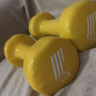 Dumbbell 7lbs | Pair | BNew