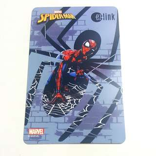 Spiderman EZ-Link Card