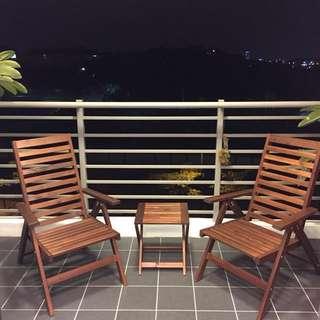 Ikea Applaro Outdoor Furniture