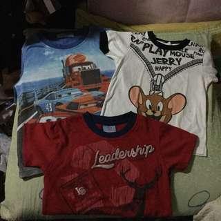Basic Shirts for boys