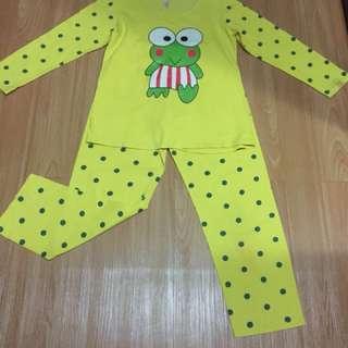 Keropi Pajamas