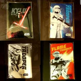 EZ-Link Star Wars First Edition Limited Edition Cards