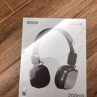 Remax Bluetooth Headphone 無線藍芽耳筒