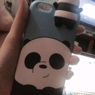 Panda 6/6s iPhone Case