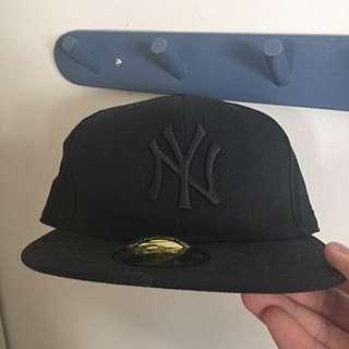 "Yankees New Era 7 1/4"" Hat"