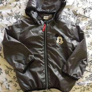 H&M mickey jacket