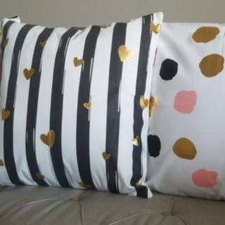 Brand New Polyester Cushion Covers